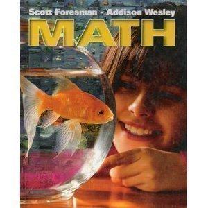 Scott Foresman Math Grade 4