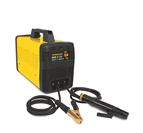 Best Price! Stanley 41118U IPER E169 120-volt 100-Amp Stick Welder, 15.2 x 7 x 10.6-Inch, Yellow