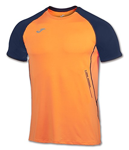 JOMA OLIMPIA FLASH T-SHIRT ORANGE FLUOR L
