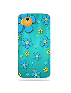 alDivo Premium Quality Printed Mobile Back Cover For Micromax Canvas Android One / Micromax Canvas Android OnePrinted Mobile Covers (MKD331)