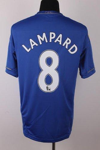 best cheap f4d5a 07525 Chelsea 2012/13 Lampard Home Jersey Shirt & Shorts Size M ...