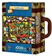 Masterpieces Puzzles California 1000 pc Suitcase
