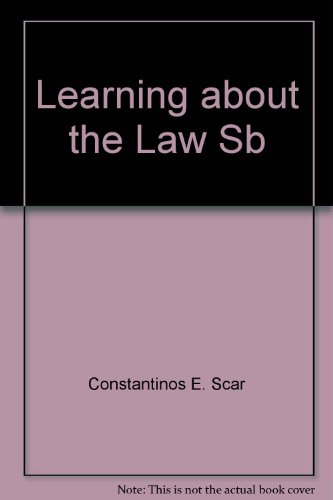 Learning about the Law with Other