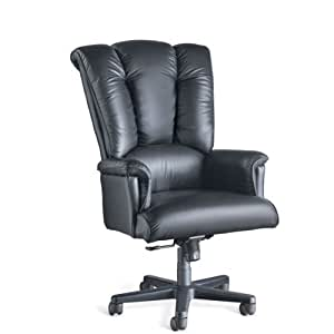 la z boy executive leather office chair