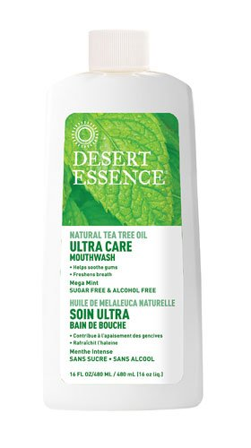 Tea Tree Oil Mouthwash
