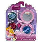 Disney Princess - On The Go Compact ( Lip Gloss )
