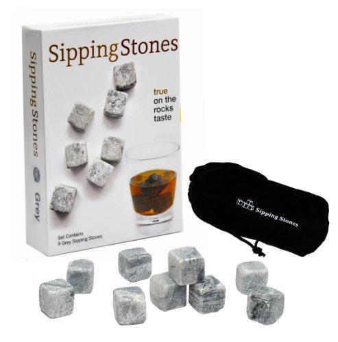 Glaçons en pierre ollaire