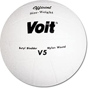 Buy Voit V5 Rubber Cover Volleyball by Voit