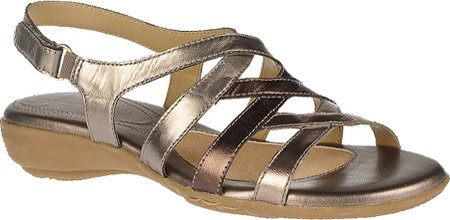 Naturalizer Women's Cadence Sandal,Metallic,8 M US