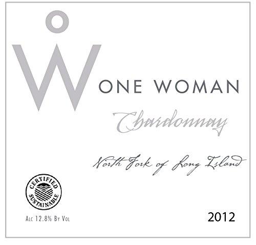 2012 One Woman North Fork Of Long Island Single Vineyard Chardonnay 750 Ml