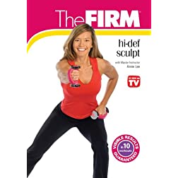 The Firm: Hi-Def Sculpt