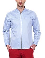 Yepme Men's Solid Cotton Shirt - YPMSHRT0459
