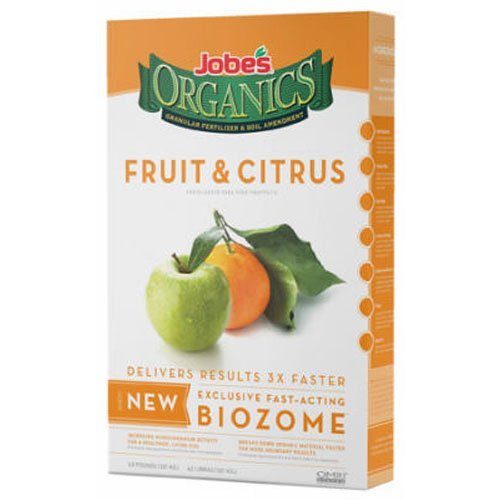 jobes-09226-organic-fruit-citrus-granular-fertilizer-4-pound-bag