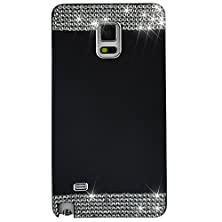 buy S5 Case, Jcmax Luxury Diamond Design Extreme Stylish Hard Pc Case [Good Grip] [Non-Deformation] Durable & Exquisite With Scratch Resistant For Samsung Galaxy S5-Black
