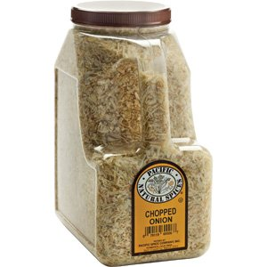 Pacific Natural Spices Chopped Onion 3 Lbs