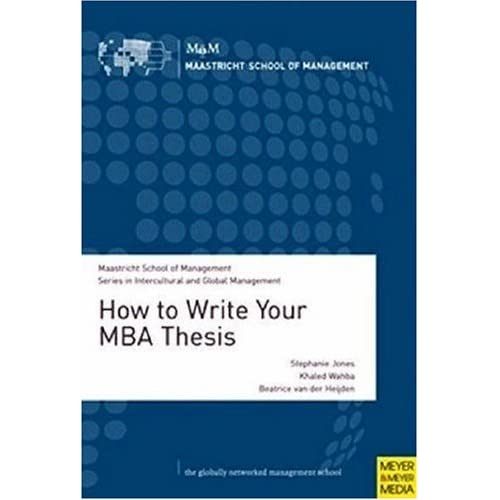 Free thesis download for mba