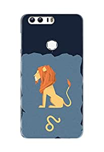HONOR 8 Covers, Designer Printed Back Case, Back Cover by CareFone