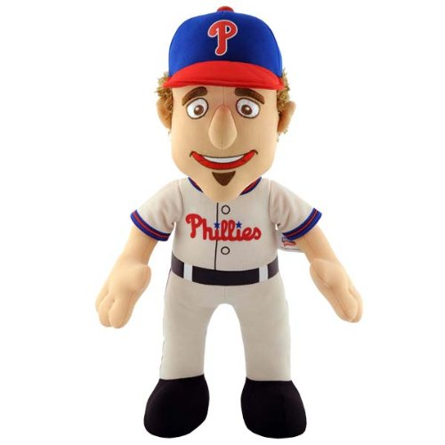 MLB Philadelphia Phillies Chase Utley 14-Inch Plush Doll at Amazon.com