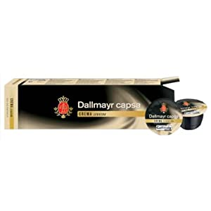Shop for Dallmayr capsa Crema Leggera, 10 Capsules by Alois Dallmayr