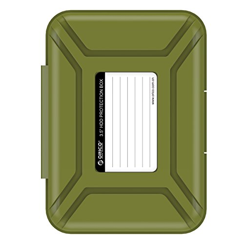 orico-hard-drive-protective-case-35-green-35-inch-hdd-protector-storage-protection-box-for-western-d