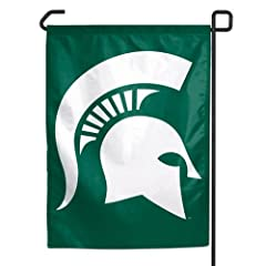 Buy Michigan State Spartans 11x15 Garden Flag by Caseys