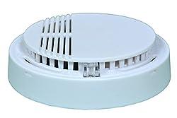 Smartome Home Office Restaurant Cordless Wireless Fire Smoke Detector Sensor Alert Alarm