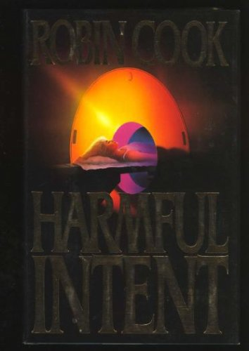Harmful Intent, ROBIN COOK