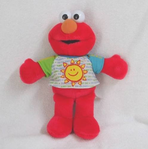 Sesame Street Sunny Day Elmo - 1