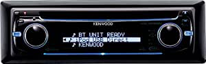 Kenwood KDC-MP538U USB/AAC/WMA/MP3 CD Receiver with External Media Control