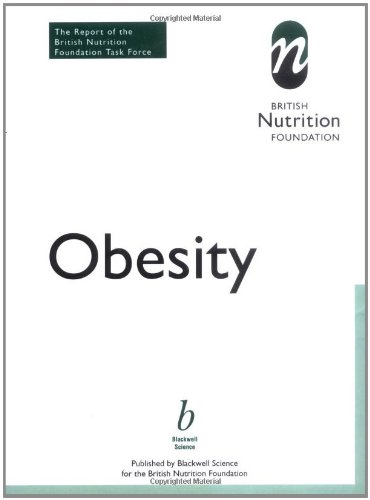 Obesity: The Report Of The British Nutrition Foundation Task Force front-878657