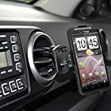 New Amzer Swiveling Air Vent Mount For Htc Thunderbolt Adr6400 Perfect Trav ....
