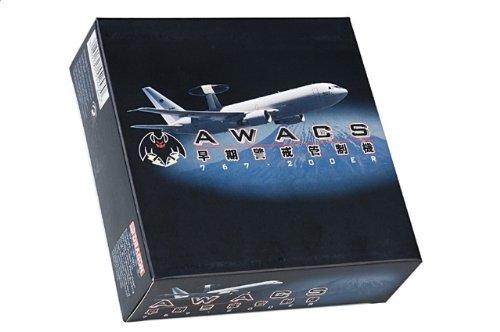 1:400 ドラゴンモデルズ 55257 ボーイング E-767 ダイキャスト モデル JASDF #64-3502 Hamamatsu AB 日本 2008【並行輸入品】
