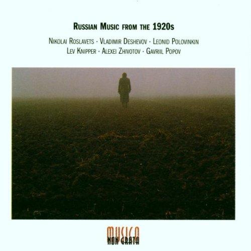 Nikolaï Roslavets et les futuristes russes - Page 4 41bpA55osEL