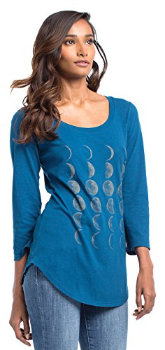 Synergy Organic Clothing Moon Phases Ballet Top