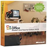 Microsoft Office Student and Teacher Edition 2003 [OLD VERSION]