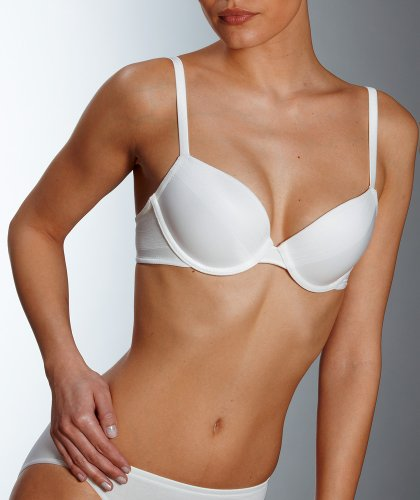 "Mey Dessous ""LAFINA"" Damen Push up-BHs Weiß 85A"