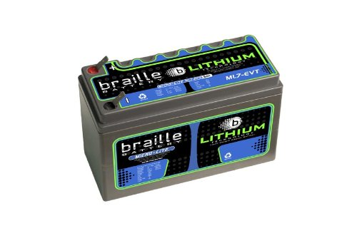 Braille Battery ML7T 12 Volt Lithium Battery