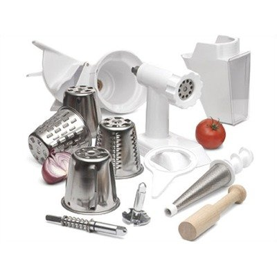 Cyberlog New Kitchenaid Kgssamixer Attachment Pack