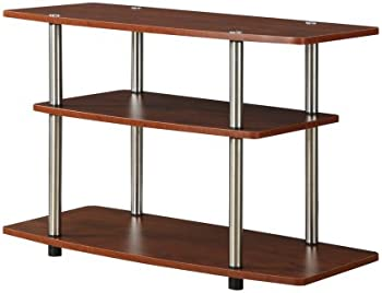 Convenience Concepts Designs2Go 3-Tier TV Stand