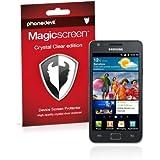 MediaDevil Samsung Galaxy S2 / SII Screen Protector: Magicscreen Crystal Clear (Invisible) Edition - (2 x Protectors)