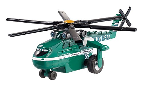 Disney Planes: Fire & Rescue Pull & Fly Vehicle #3
