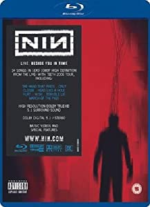Nine Inch Nails - Besides You In Time [Blu-ray] [Import anglais]