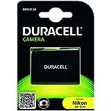 Duracell DRNEL14 - Batería para cámara digital 7.4 V, 950 mAh (reemplaza batería original de Nikon EN-EL14)