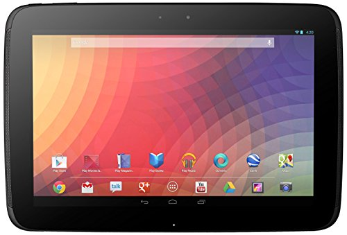 Nexus Google 10 Wi-Fi Tablet 32GB (Android 4.2 Jelly Bean) by Samsung - 米国保証 - 並行輸入品