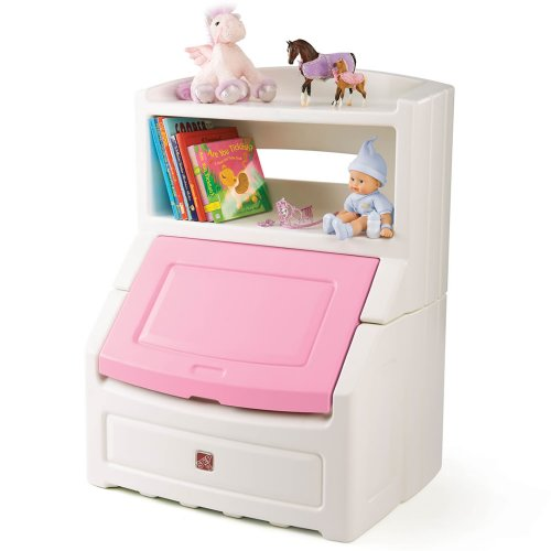 Toy Box For Girls | Toy Storage Chest For Girls | Collapsible ...