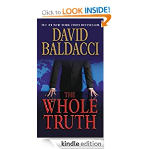 The Whole Truth (Shaw and Katie James)  - David Baldacci