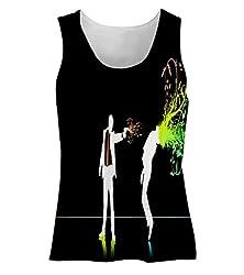 Snoogg Killer Womens Tunic Casual Beach Fitness Vests Tank Tops Sleeveless T shirts
