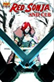 img - for Red Sonja and Cub #1 book / textbook / text book