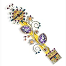 Vines Mezuzah from The Artazia Collection M1306