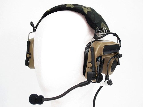 Airsoft Z Tactical Comtac Iv Style Tactical Headset De